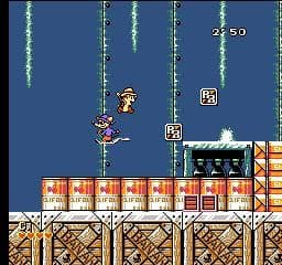 Chip and Dale Rescue Rangers 2 For The NES
