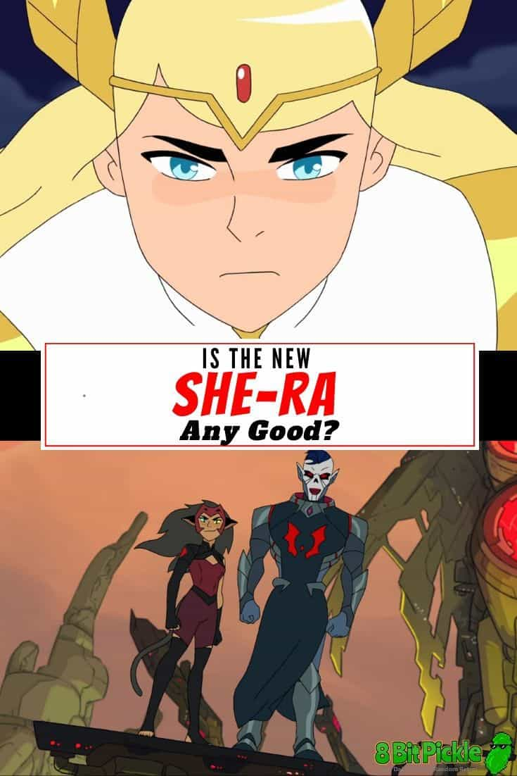 Is She-Ra And The Princesses Of Power Worth Watching