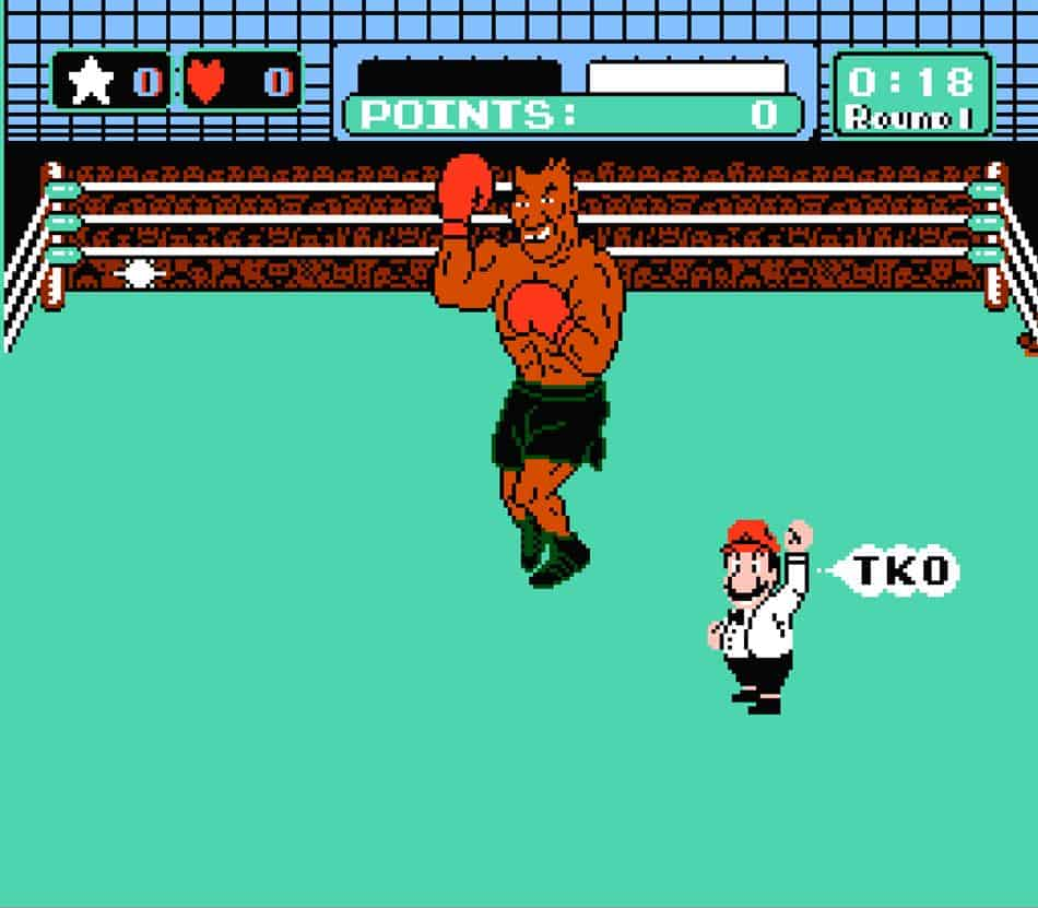 Punch-Out for NES