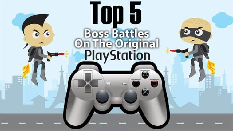 Best Boss Fights On The Playstaion One