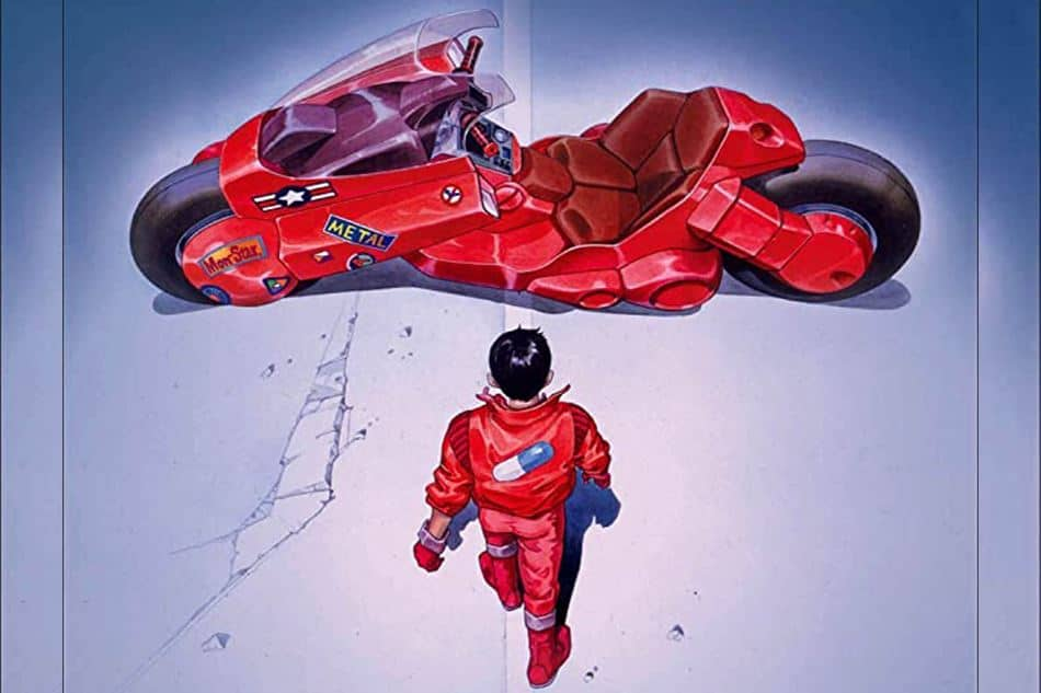 Akira Is the best anime movie from the 80a