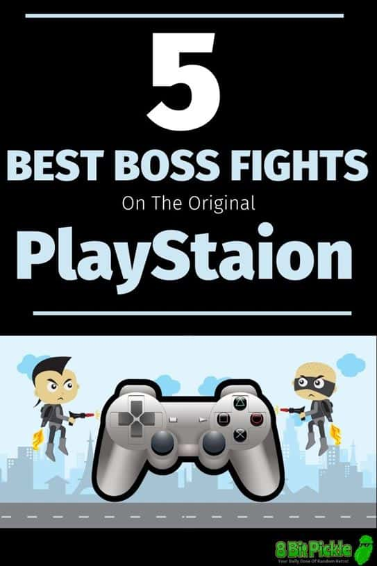Best Boss Fights For The PlayStation 1