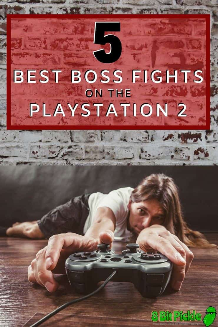Best Boss Fights For The Playstation 2