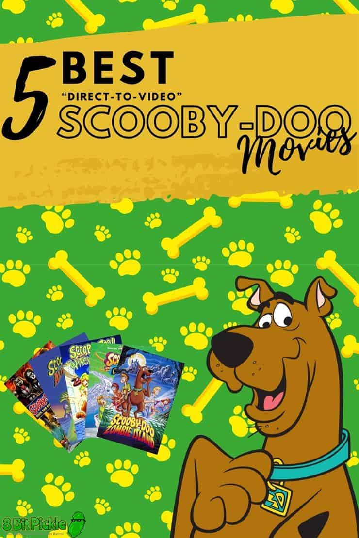 Best Direct-To-Video Scooby Movies