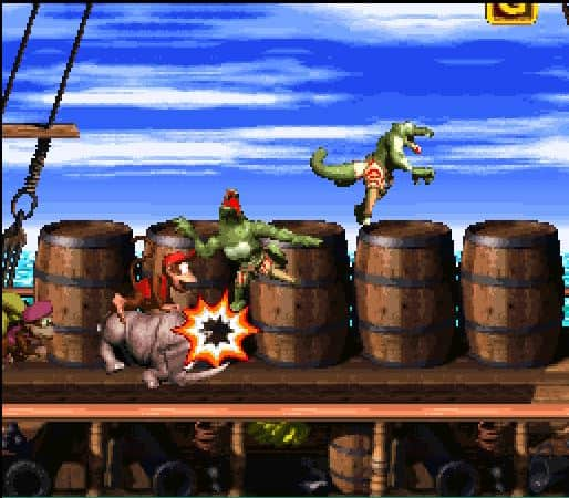 Donkey Kong Country 2 For Super Nintendo
