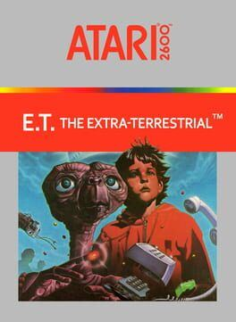 Box art for ET The Extra-Terrestrial Game for Atari 2600