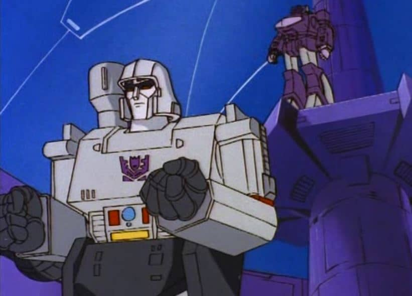Megatron of the Decepticons