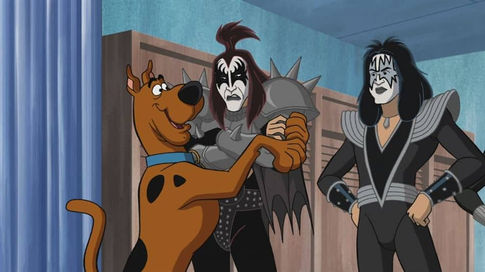 Scooby-Doo! with Gene Simmons and KISS