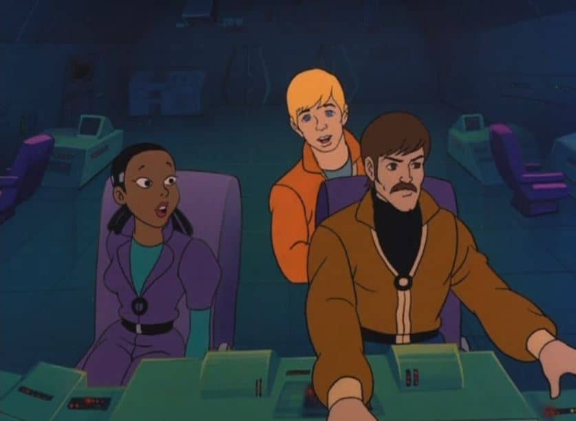 The humans in the Gobots