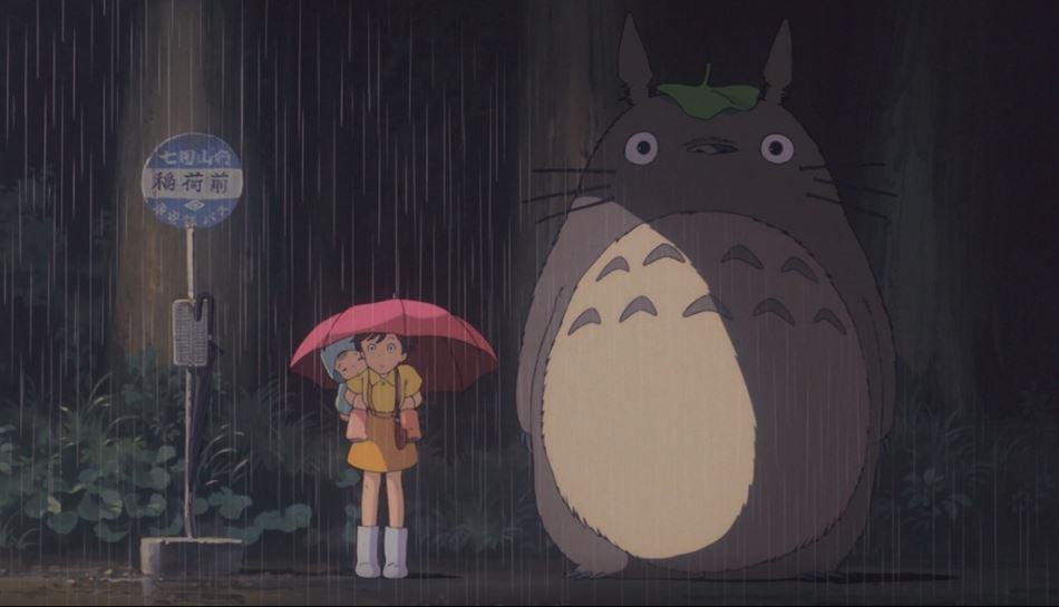 My Neighbor Totoro is one of Studio Ghibli's greatest movies