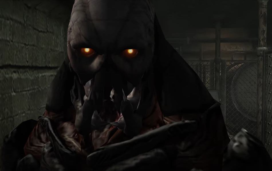 Verdugo Boss Fight From Resident Evil 4 On PlayStation 2