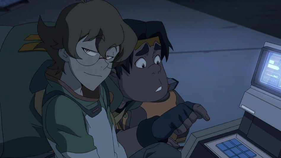 Voltron Legendary Defender stereotype characters