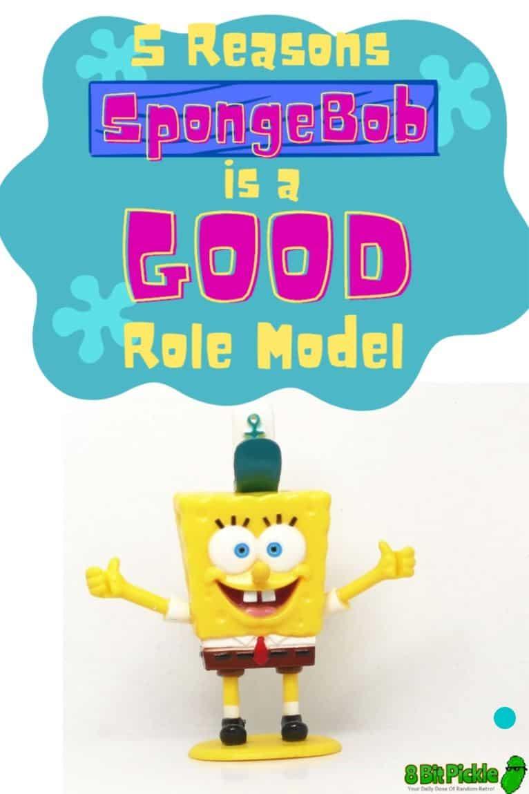 Spongebob Is The Best Role Model