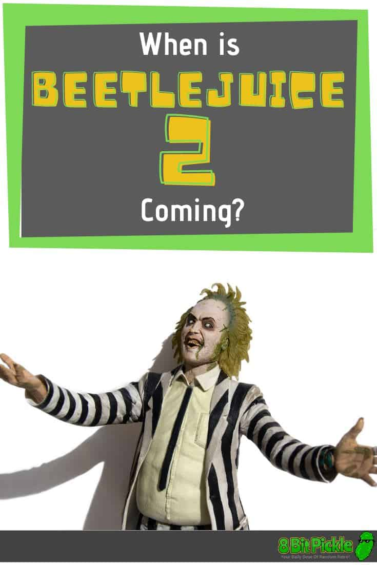Will There Be a Beetlejuice 2