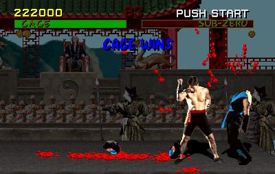 The Blood Code In Mortal Kombat