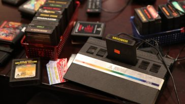 Best Horror Games For The Atari 2600