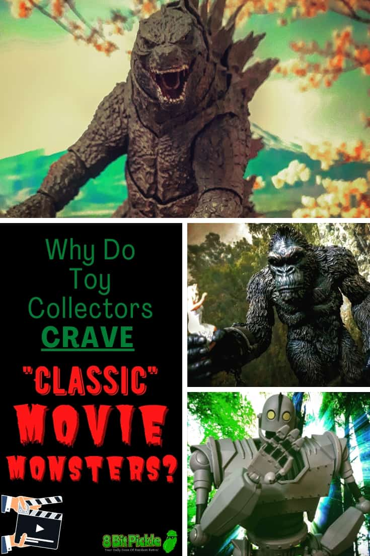 Classic Movie Monsters Toys