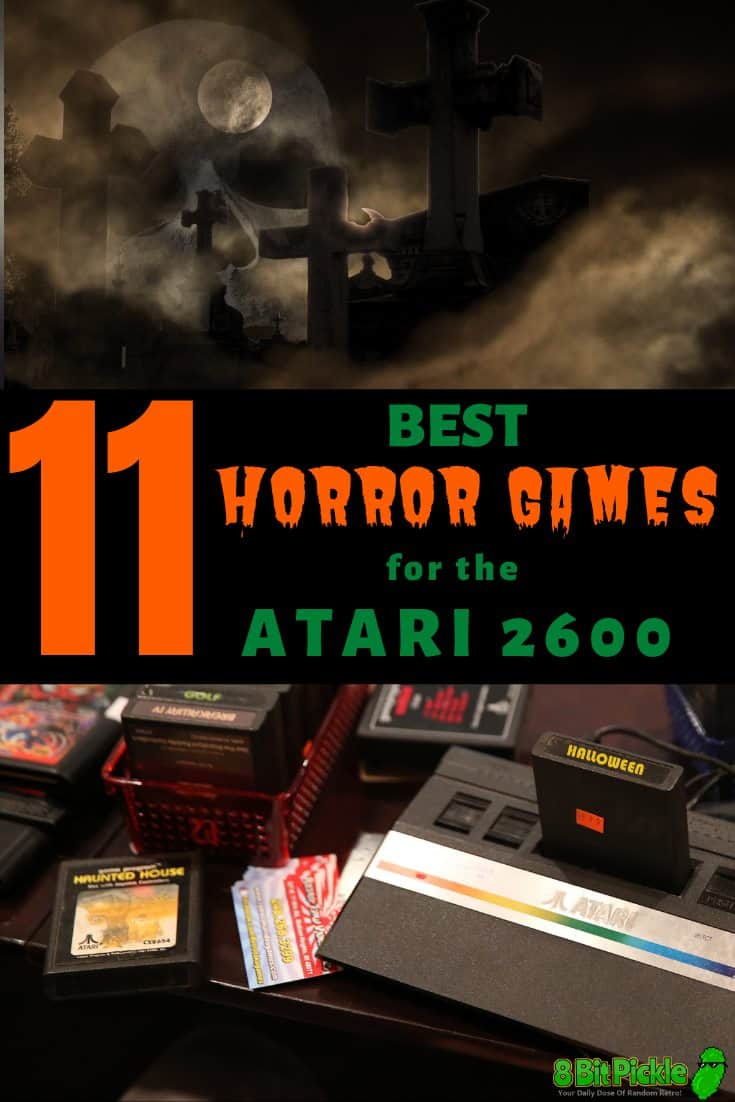 Scary Games For The Atari 2600