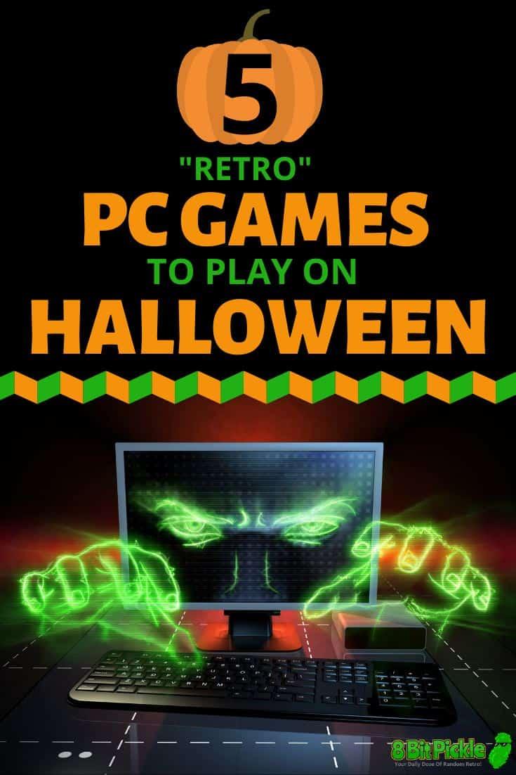 Scary Retro PC Games