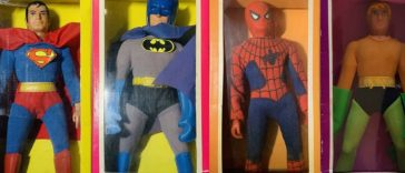 The History Of Mego Figures