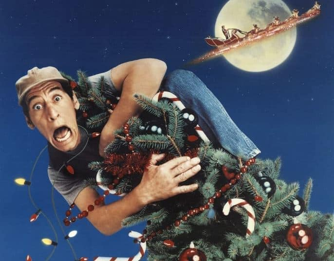 Ernest Saves Christmas in the 80s