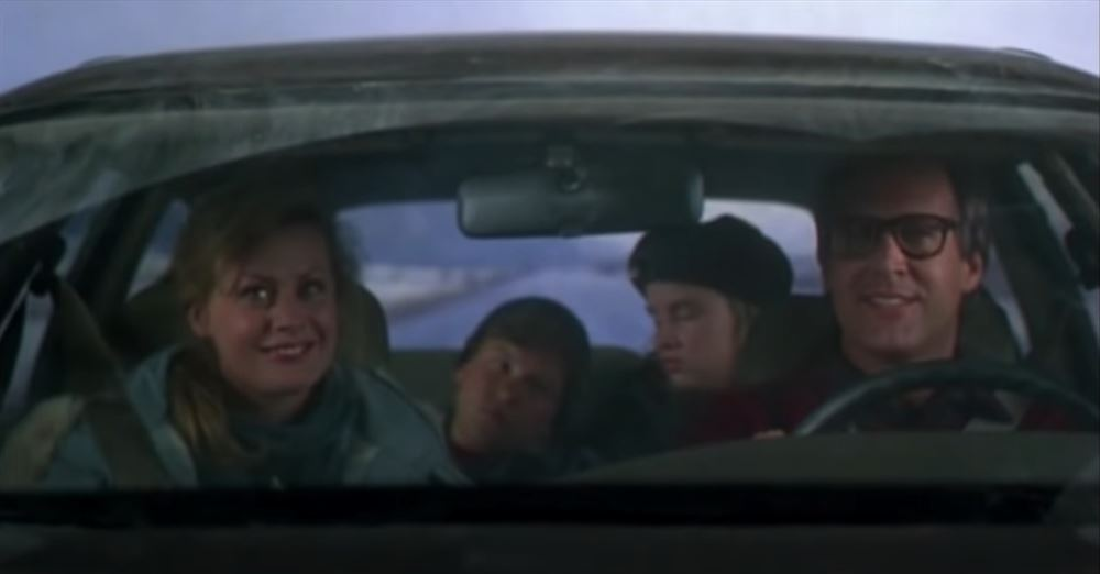 National Lampoon's Christmas Vacation is the best Christmas movies of the 80s