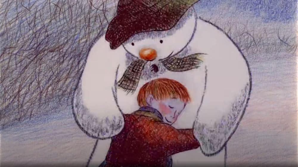 The Snowman Christmas short from 1982
