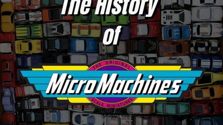 The History of Micro Machines