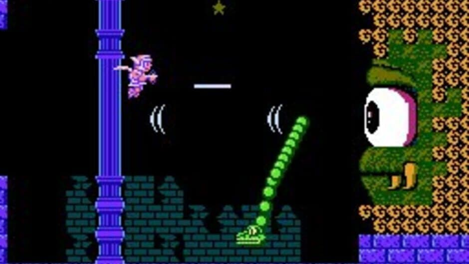 Kid Icarus for the Nintendo Entertainment System