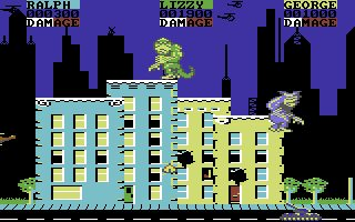 Rampage for NES