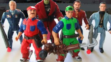 Super Mario Bros. Movie Toys