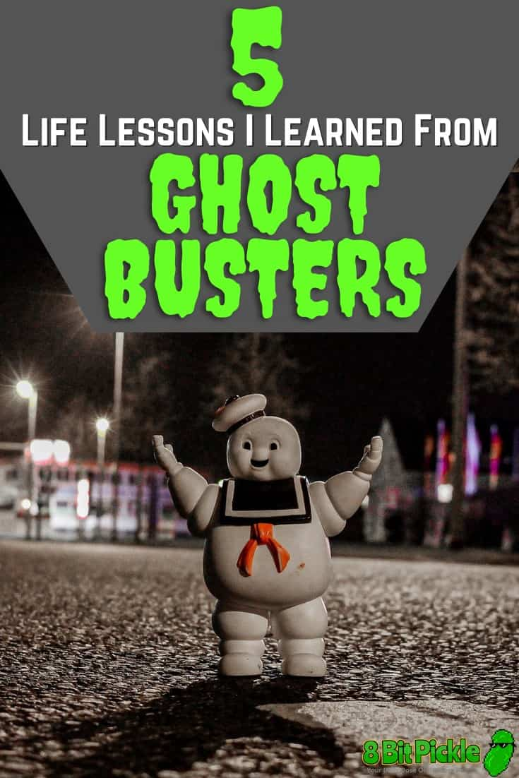 Who You Gonna Call for Advice - GhostBusters