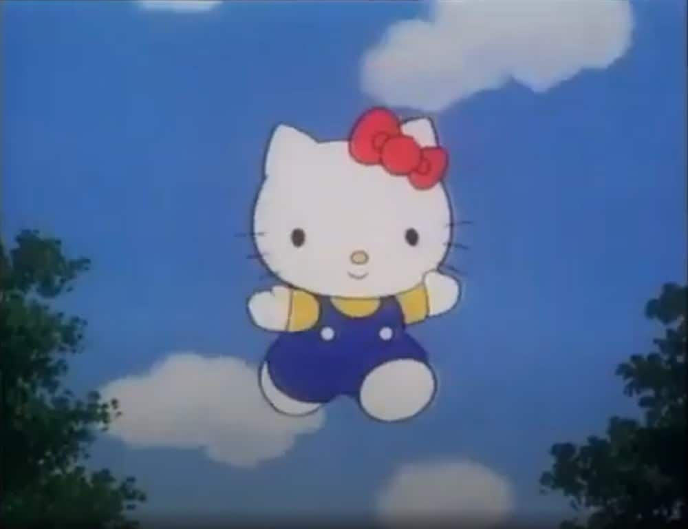 Hello Kitty and Friends Cartoon from 1991
