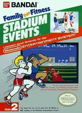 The Rare Stadium Events Game for NES