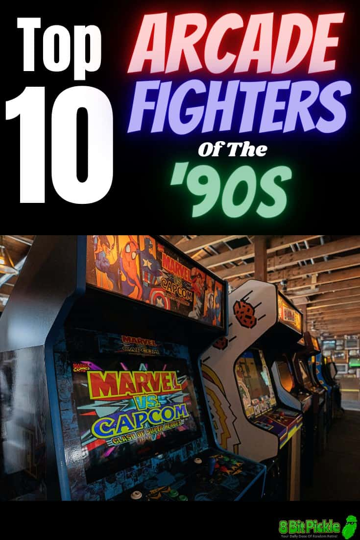 Best Fighting Games From The 1990s