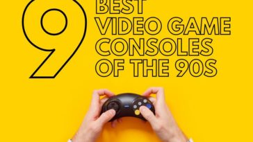 Best Video Game Consoles of the 90s