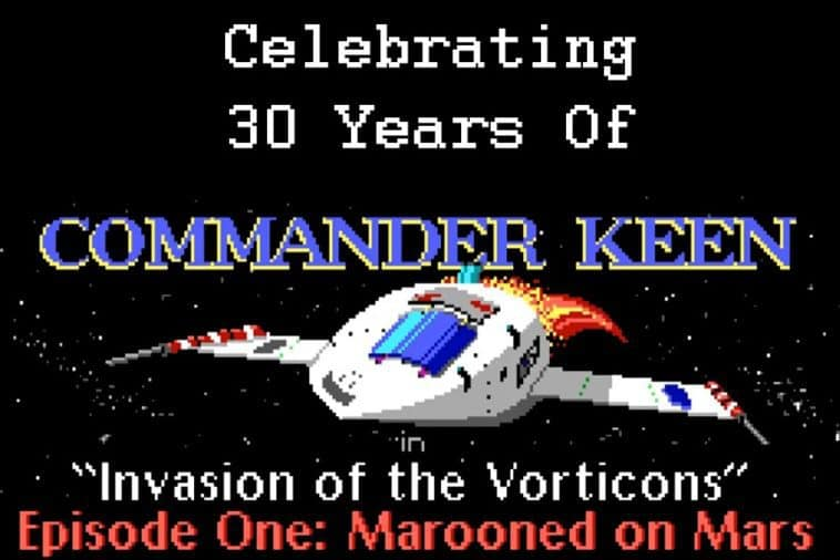 The History of Commander Keen