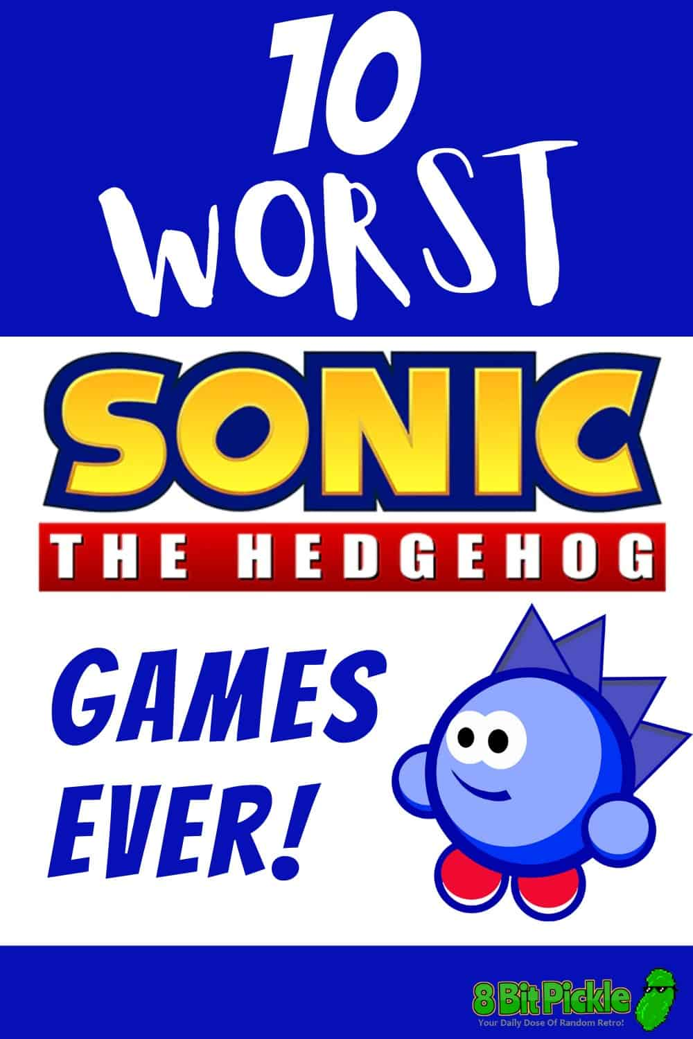 What Is The Worst Sonic Game Ever