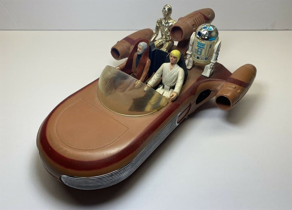 Star Wars Action Figures By Kenner