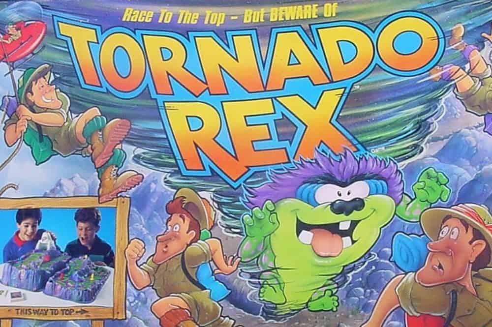 Tornado Rex Board Game Review