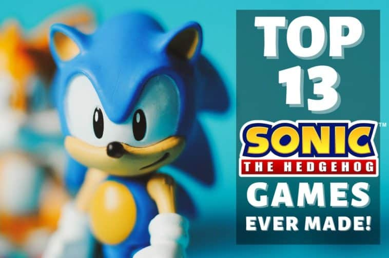 What Are The Best Sonic Games