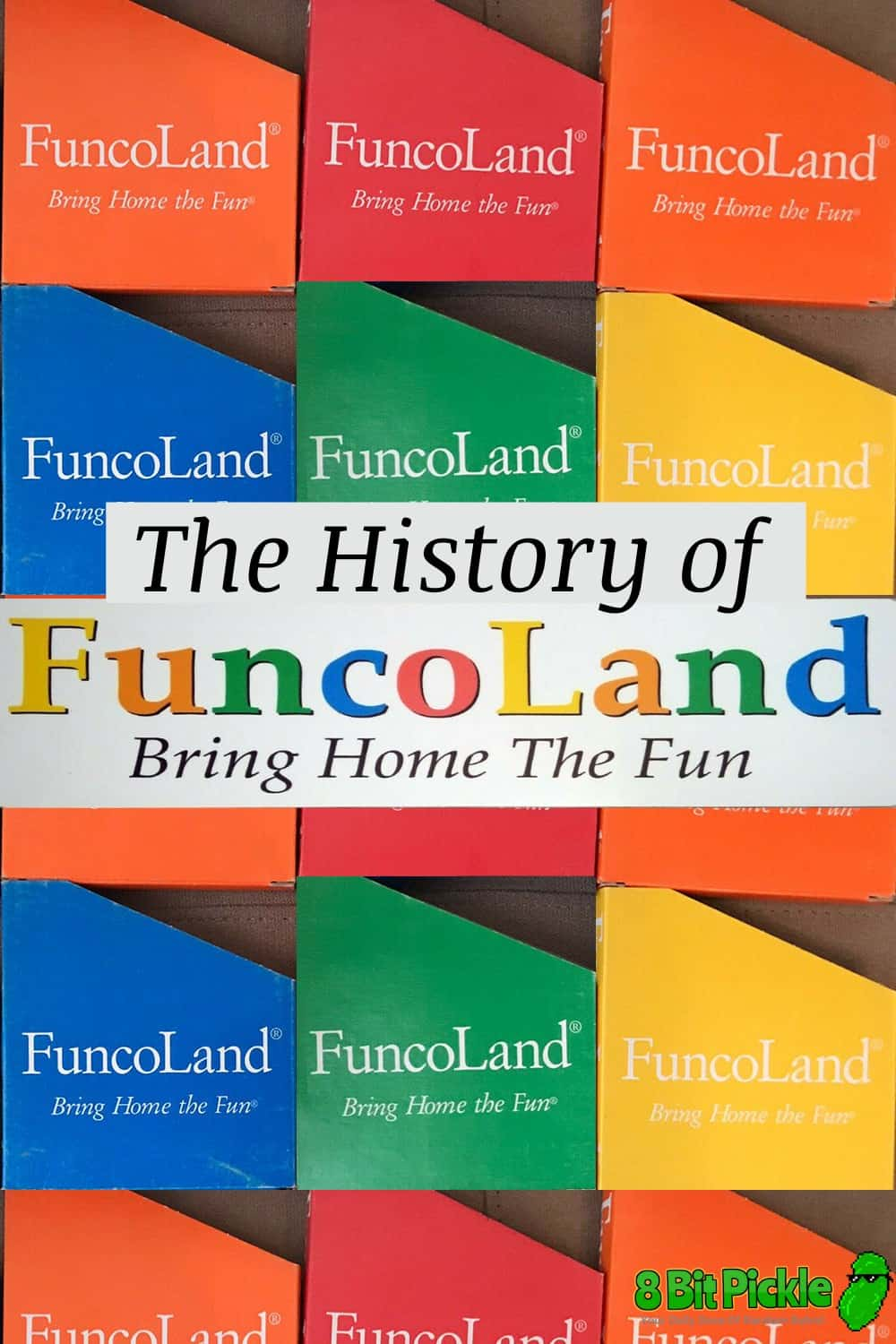 What Happened to FuncoLand