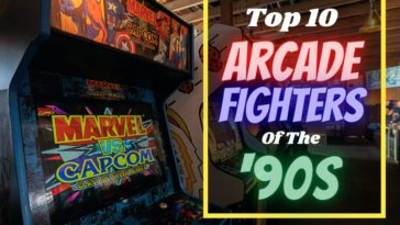 Best Arcade Fighting Games From The 90s