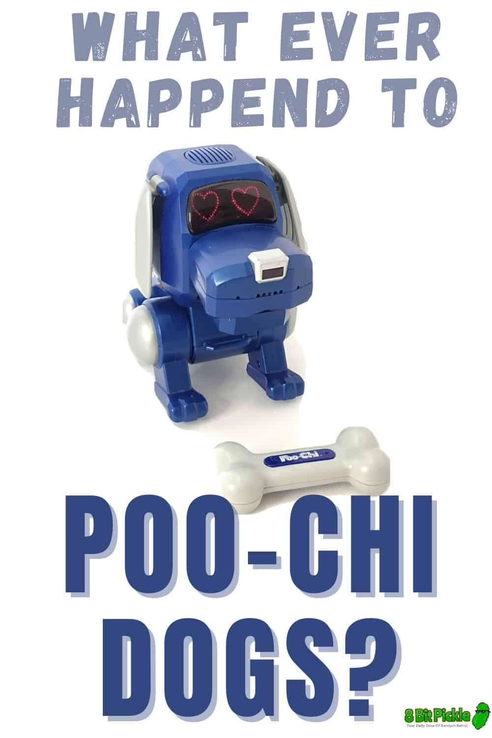 What ever Happend to Poo-Chi?
