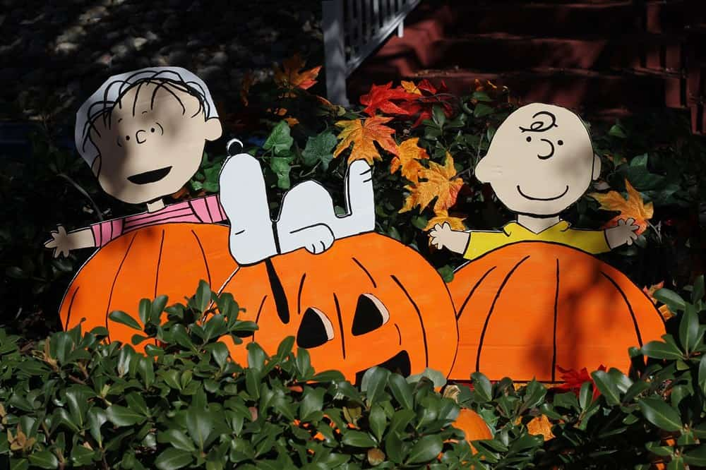 Best It's The Great Pumpkin Charlie Brown Quotes